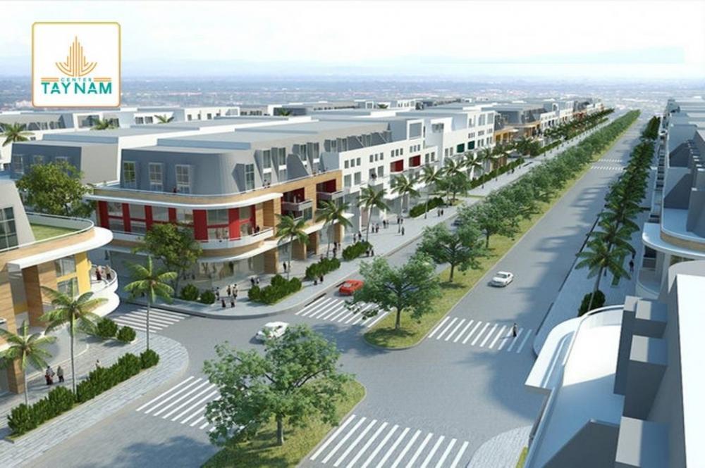 dự án Tây Nam Center