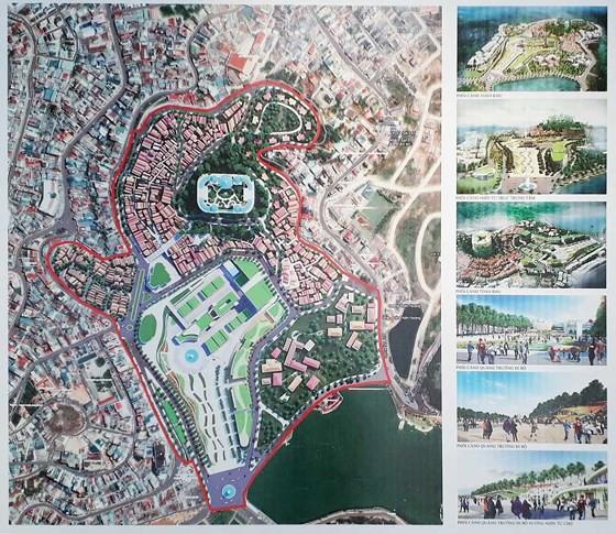 đô thị khu Hòa Bình - Đà Lạt