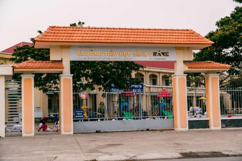 Trường tiểu học Bình Chánh