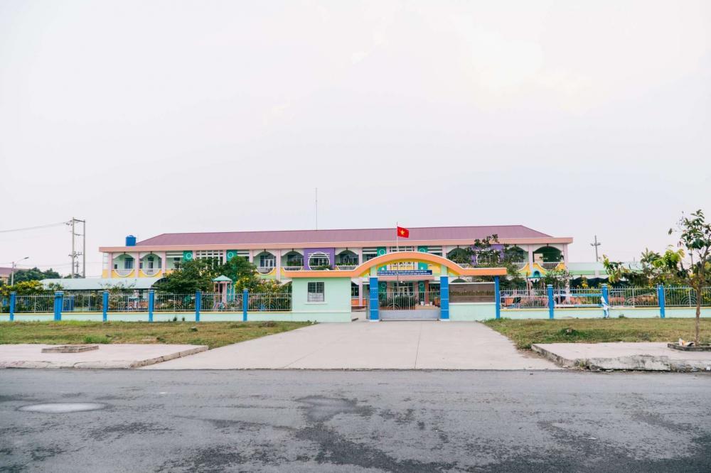 Trường mẫu giáo Nhựt Chánh