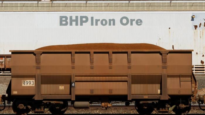 Giá quặng sắt Trung Quốc lên gần 100 USD/tấn, cao nhất 6 năm