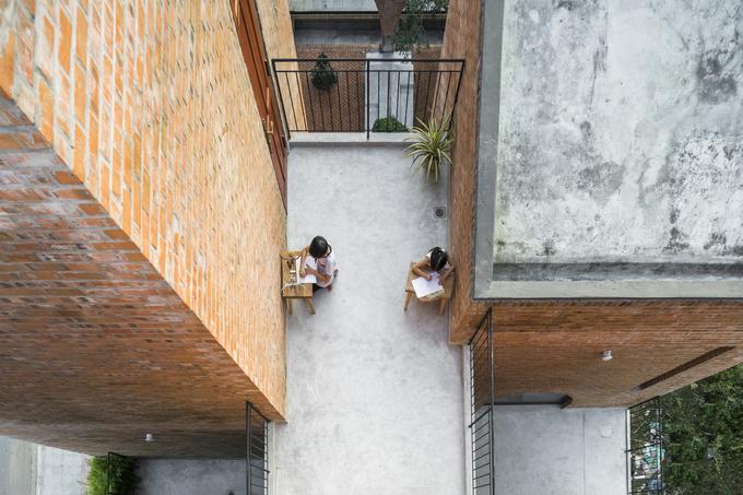 kiến trúc nhà ở kết hợp kinh doanh độc đáo