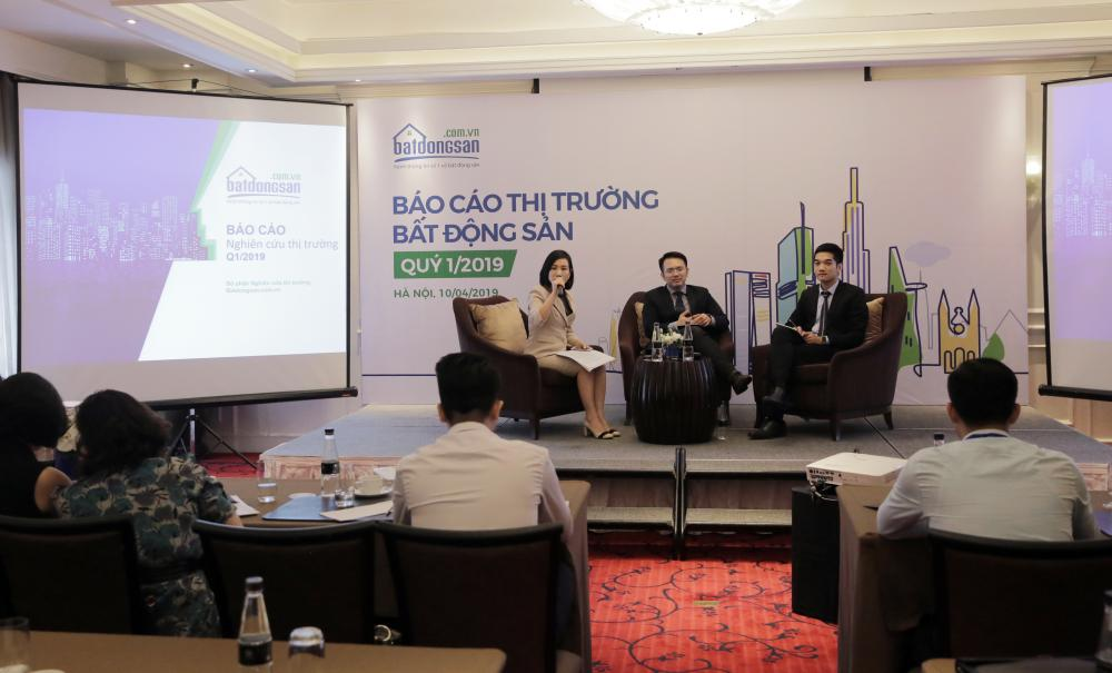 báo cáo quý 1 Batdongsan.com.vn