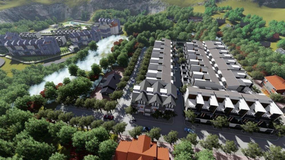 Phối cảnh dự án Adoland Capital