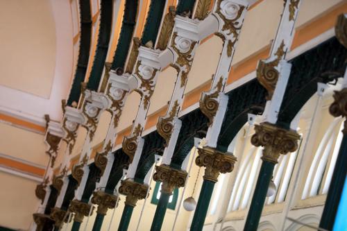 kiến trúc vòm cung