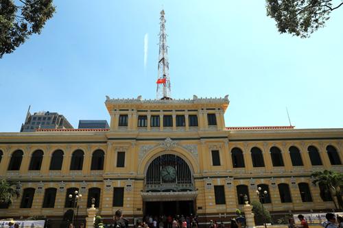 Bưu điện Trung tâm Sài Gòn