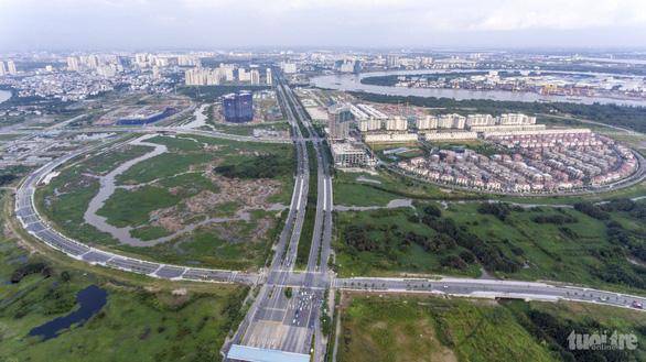 TP.HCM đồng ý cho doanh nghiệp tự làm hạ tầng 3 lô đất tại Thủ Thiêm