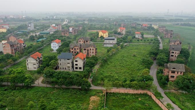 dự án treo tại Hà Nội