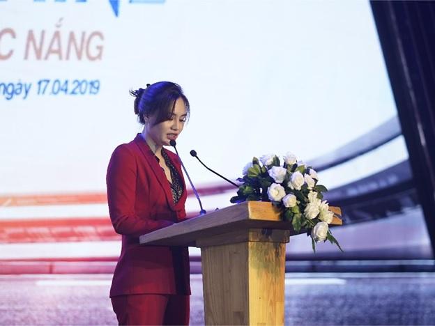 Bà Đỗ Thị Hồng Nhung - TGĐ Sunshine Sài Gòn