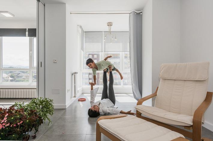 giải pháp không gian cho nhà nhỏ