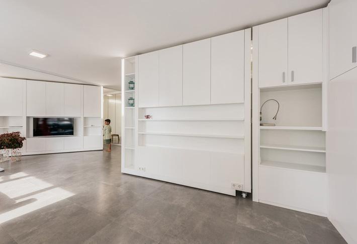 giải pháp nội thất cho không gian nhỏ