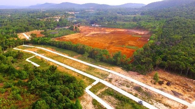 """Nhà đầu tư phía Bắc """"ngắc ngoải"""" với đất Phú Quốc"""