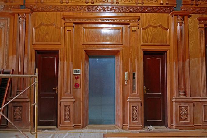 nhà của đại gia Nam Định