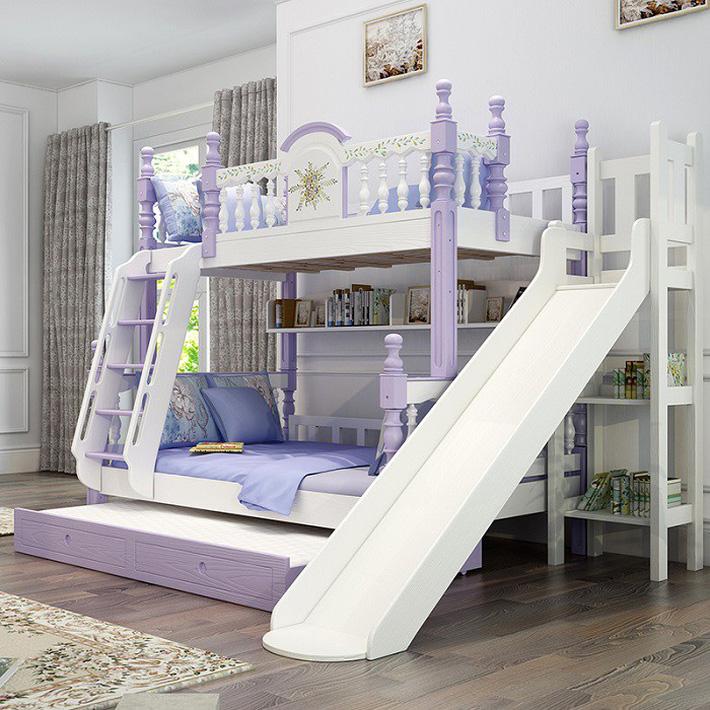 Mẫu giường tầng sang trọng
