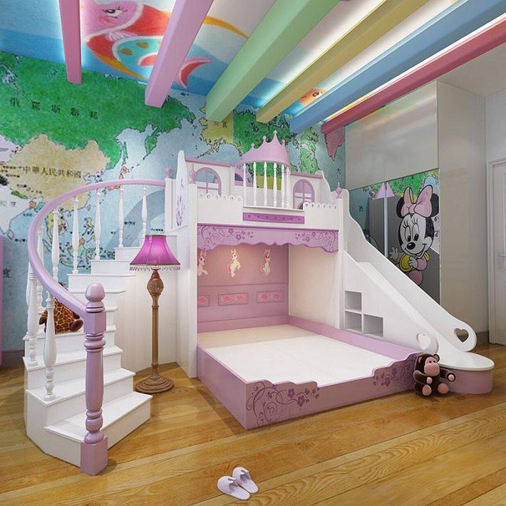 Mẫu giường tầng đẹp