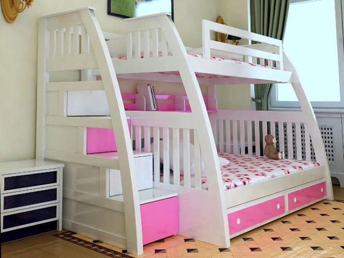 Mẫu giường tầng độc đáo