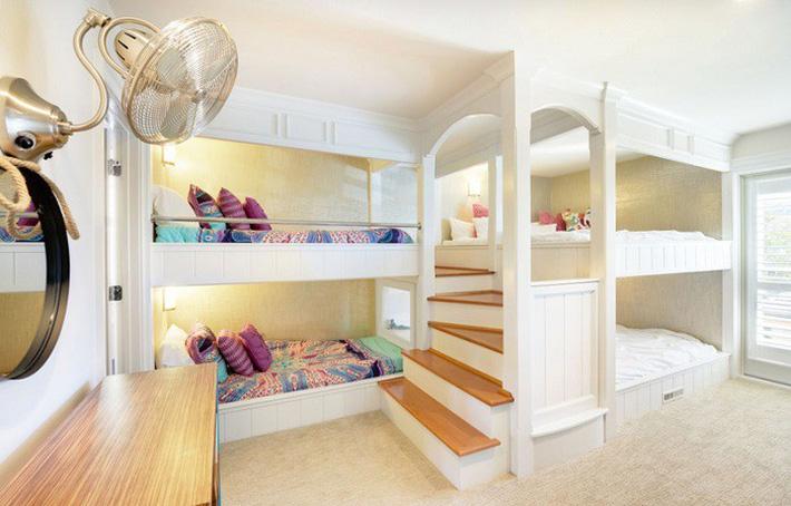 Mẫu giường tầng siêu độc đáo