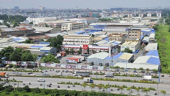 Vietnam industrial property