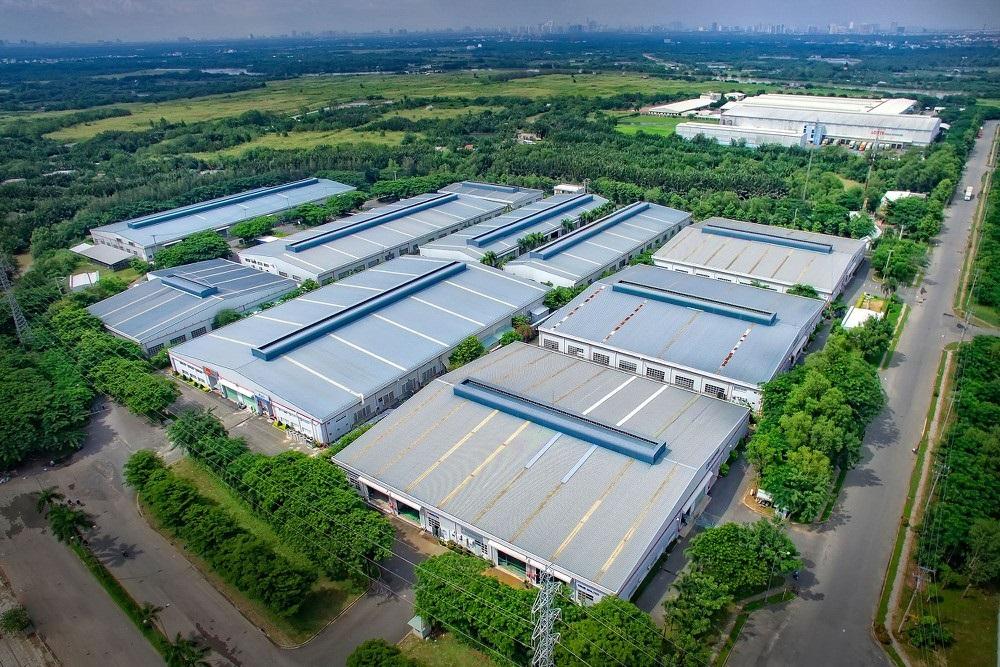 bất động sản công nghiệp