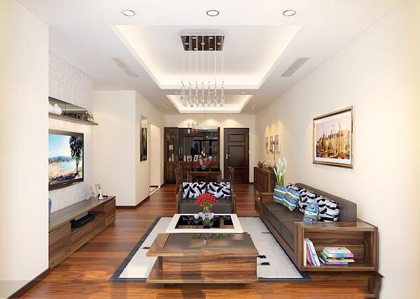 Lựa chọn sàn gỗ cho nhà ở