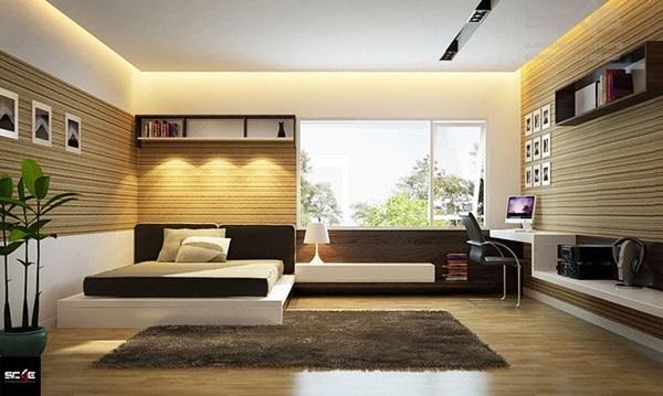 Lựa chọn sàn gỗ trong nhà đúng cách