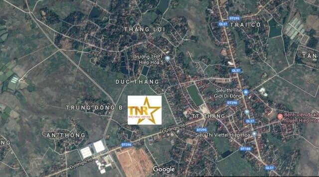 thông tin dự án TNR Star Bắc Giang
