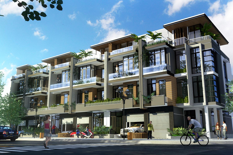 dự án River Town Trí Kiệt