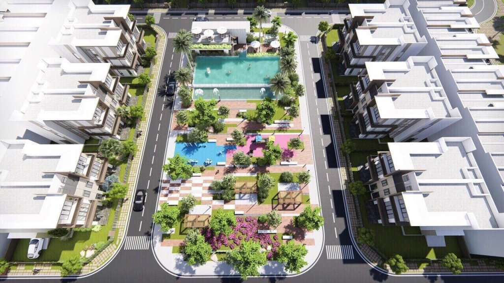 Phối cảnh dự án Venita Park