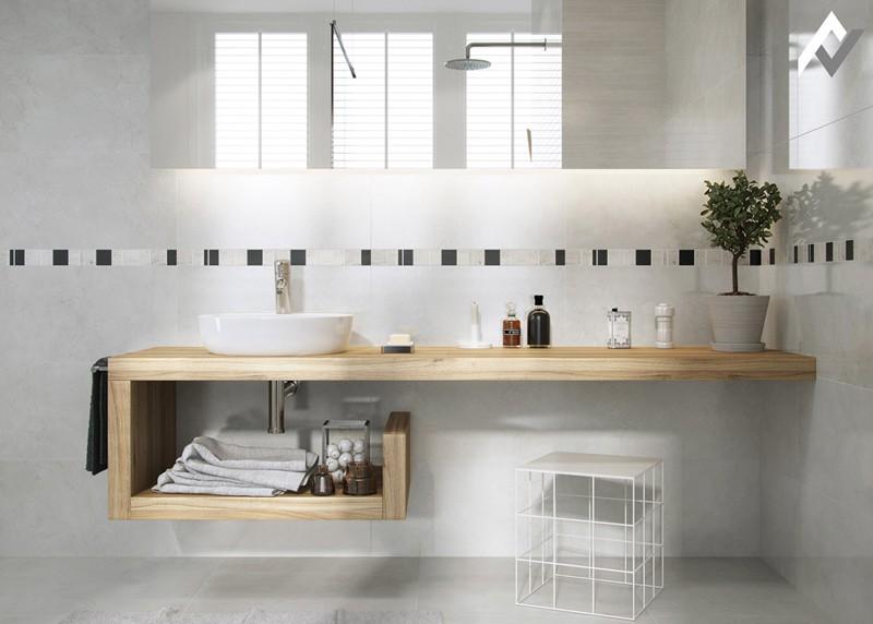 15 kiểu thiết kế phòng tắm đẹp, đơn giản mà phong cách