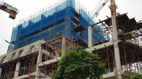 vi phạm tại chung cư 158 Nguyễn Sơn