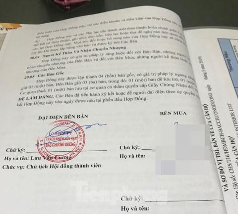 dự án 158 Nguyễn Sơn