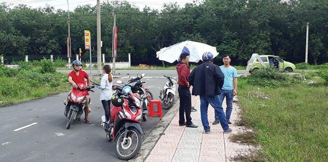 Nhà đất quanh dự án sân bay Long Thành