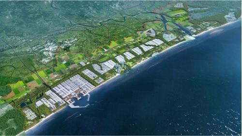 Khu kinh tế biển Đông Nam