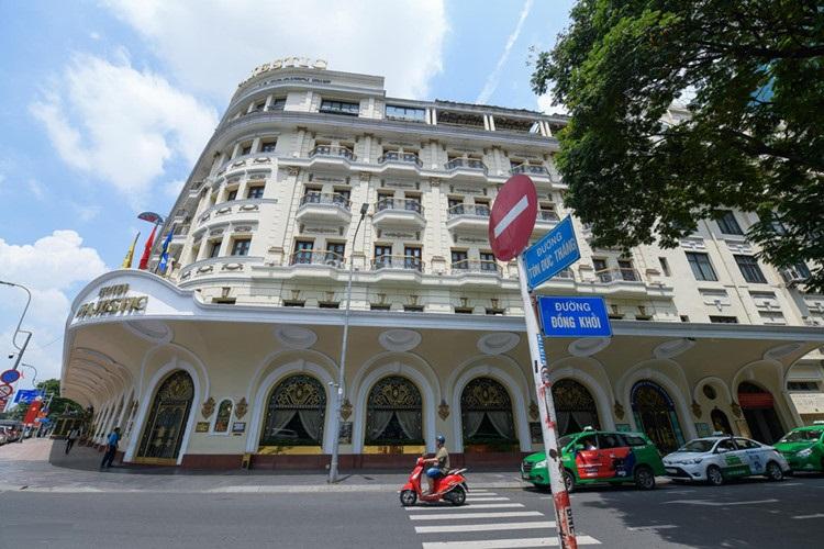 giá bất động sản trên tuyến đường Đồng Khởi