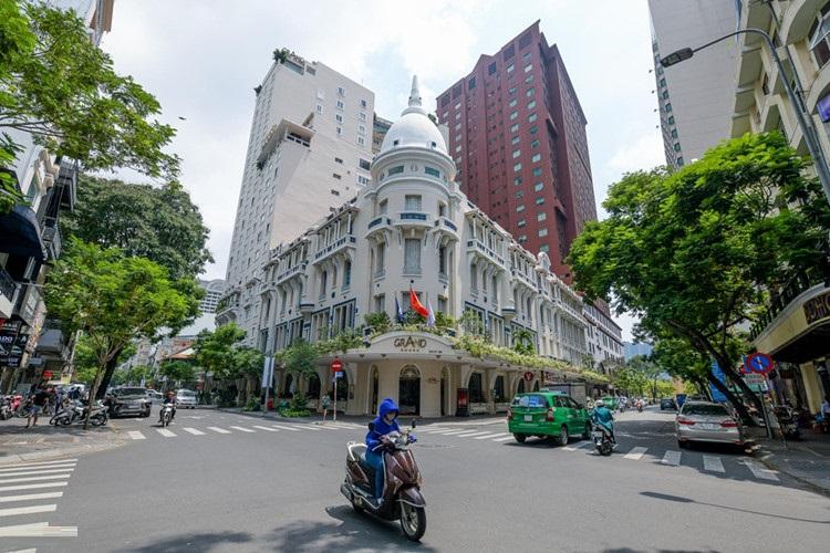 giá đất trên đường Đồng Khởi cao kỷ lục