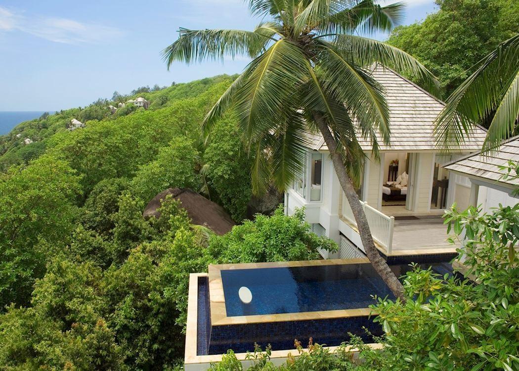 Banyan Tree Residences Seychelles (châu Phi).