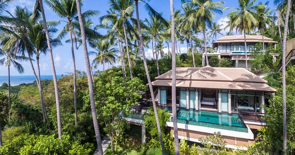 Banyan Tree Residences Samui (Thái Lan).