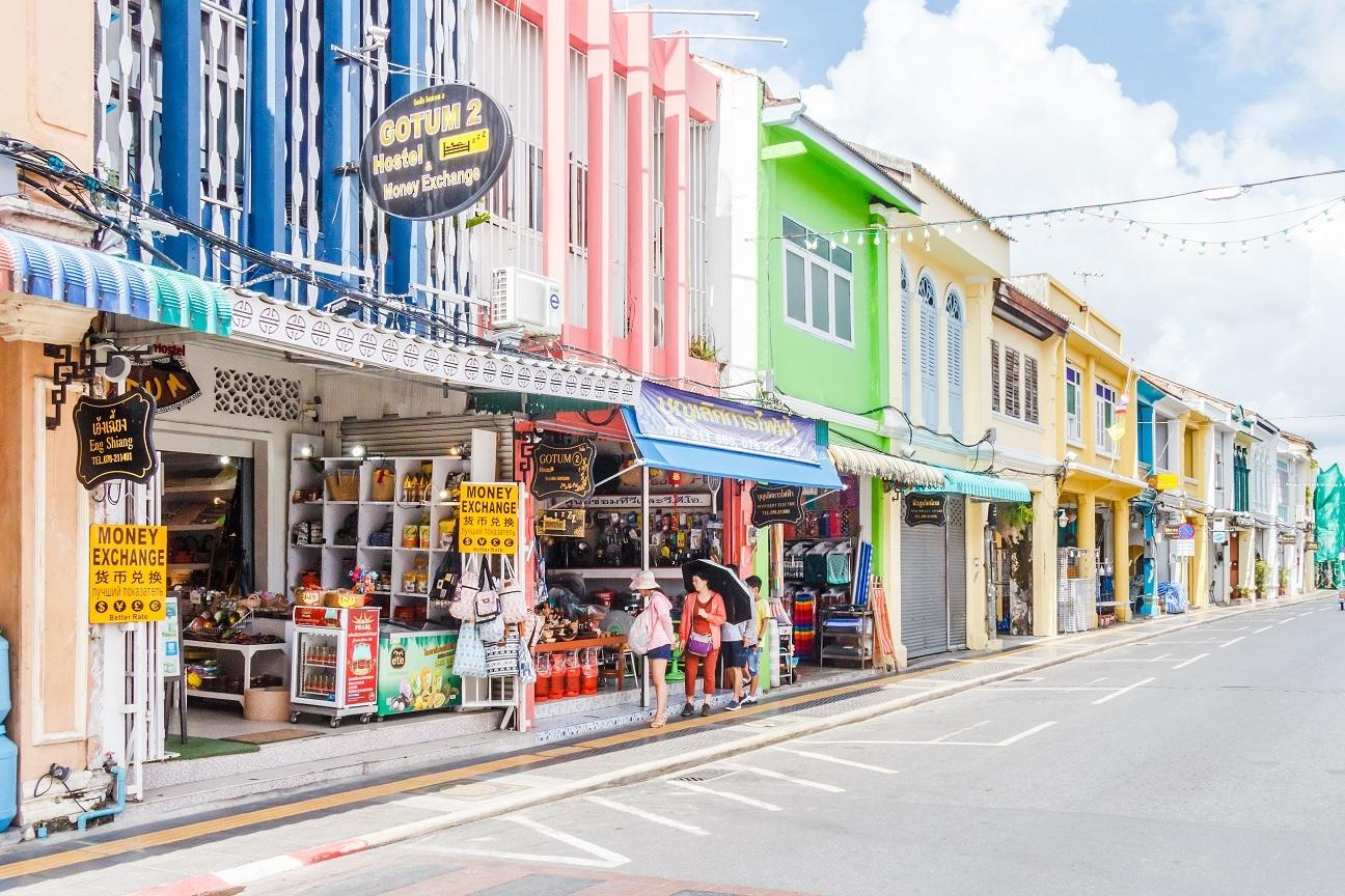 Shophouse - Kênh đầu tư sinh lời hàng đầu