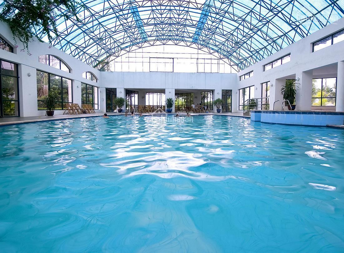 (Vinhomes West Point) dự án đầu tiên có bể bơi bốn mùa tại Hà Nội