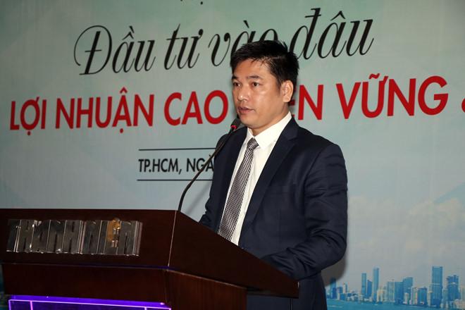 Tổng giám đốc MIK Home Chu Thanh Hiếu