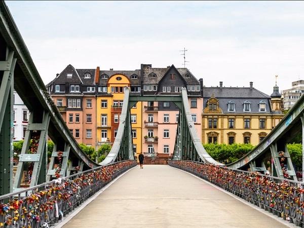 giá nhà thuê tại Frankfurt, Đức