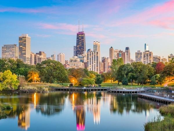 giá nhà thuê tại Chicago, Mỹ