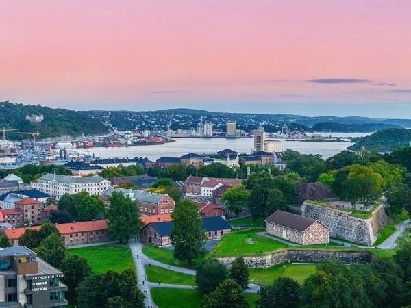 giá nhà thuê tại Oslo, Na Uy