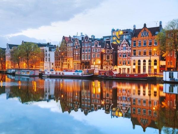 giá nhà thuê tại Amsterdam, Hà Lan