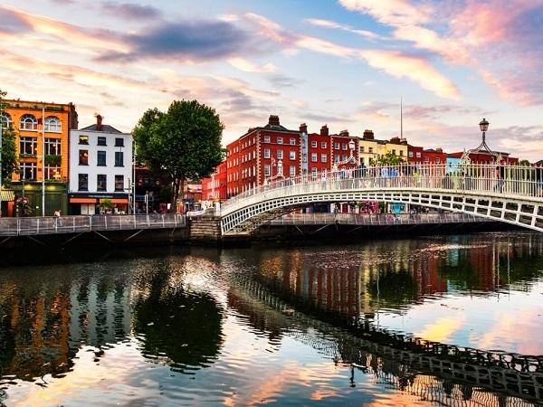 giá nhà thuê tại Dublin, Ireland