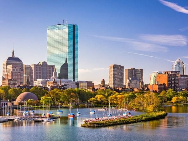 giá nhà thuê tại Boston, Mỹ