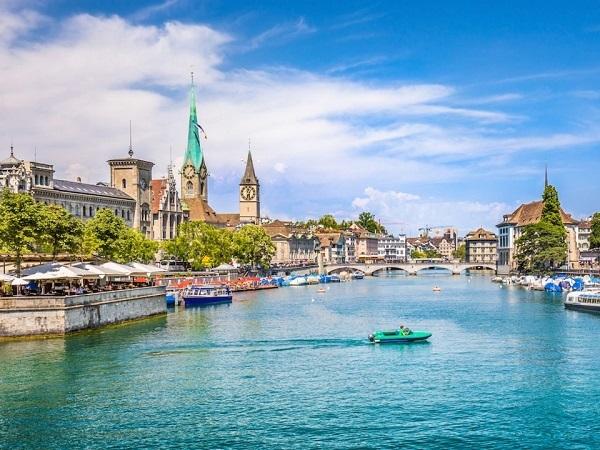 giá nhà thuê tại Zurich, Thụy Sĩ