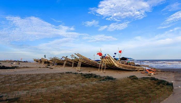 dự án đường bộ ven biển tại Nam Định