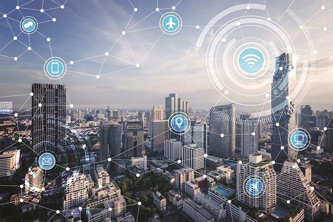 dự án thành phố thông minh