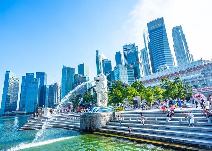 thành phố thông minh của Singgapore